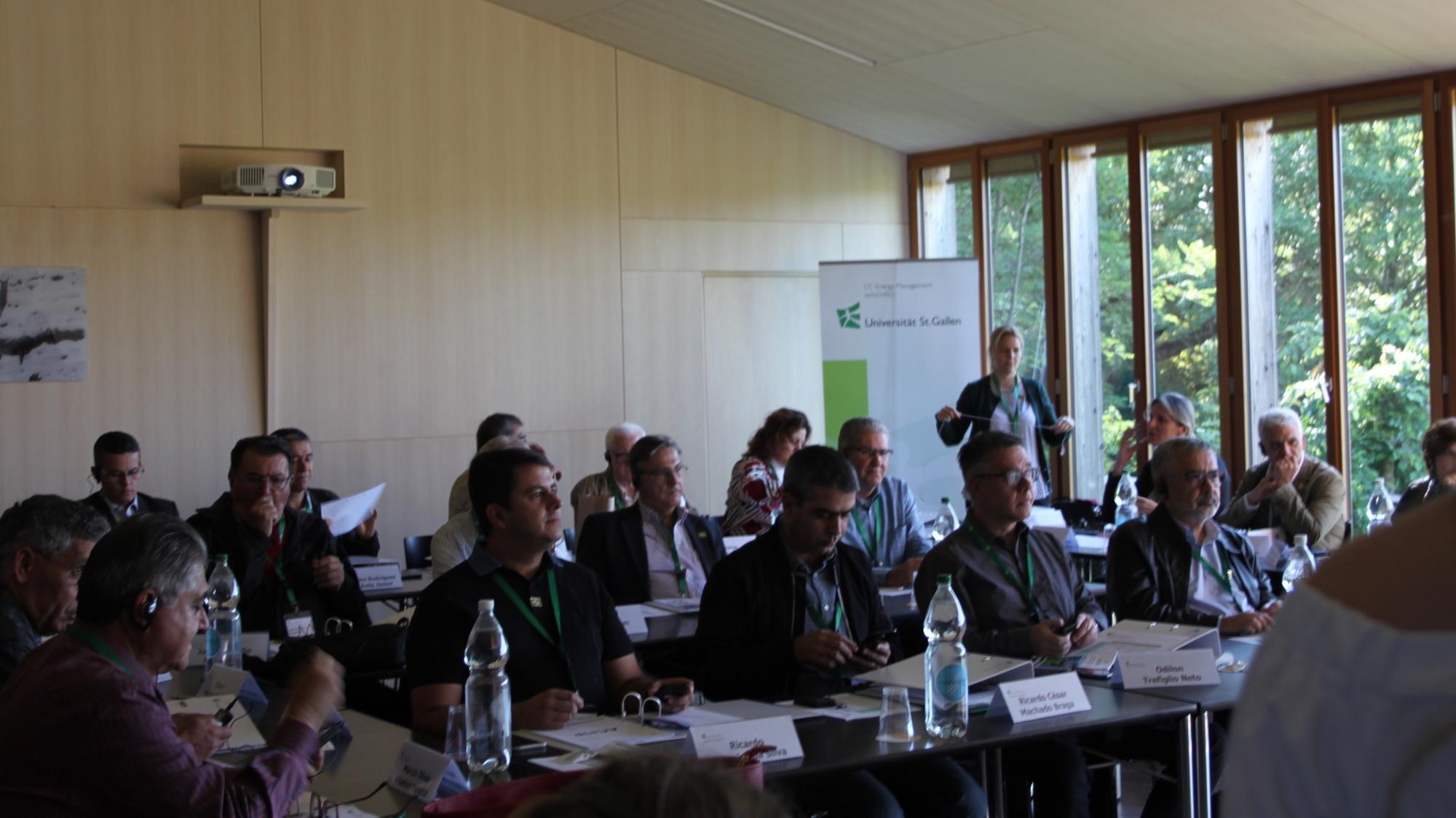 Coop Executive Course St Gallen