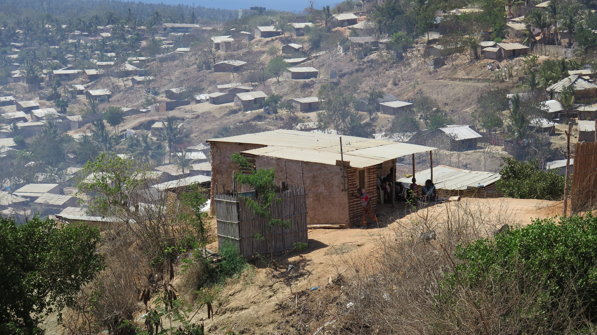 Incremental Housing in Mozambique