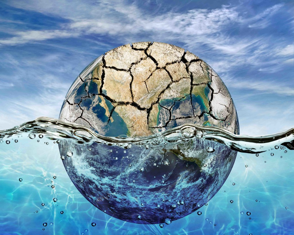 Water and Earth