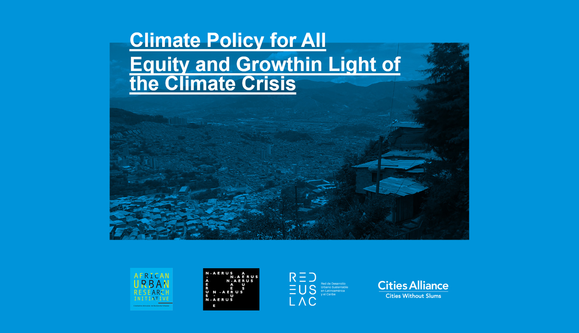 Webinar Climate Policy for All