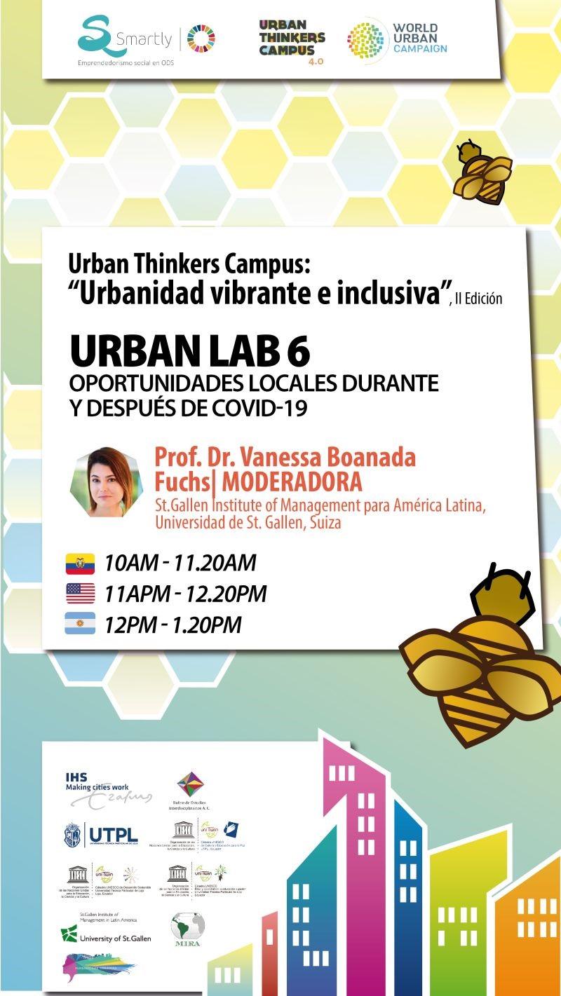 UTC Ecuador Urban Lab 6